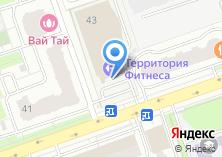 Компания «Фемида Корп» на карте