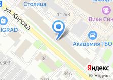 Компания «Восток Регион Сервис» на карте
