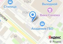 Компания «Техноприбор» на карте