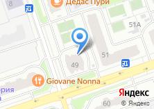 Компания «Проект-Сервис Групп» на карте