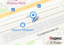 Компания «Оптовая компания по продаже кондитерских изделий» на карте
