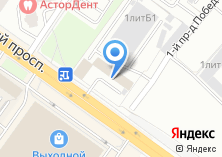 Компания «ЛГЖТ» на карте