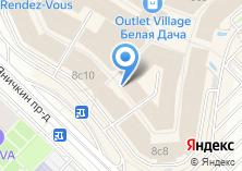 Компания «Экран Оптика» на карте