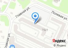 Компания «Москва-мебель» на карте