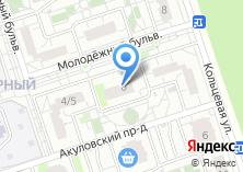 Компания «Астра-Декор» на карте