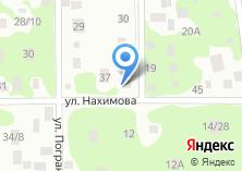 Компания «Почтовое отделение №141073» на карте