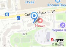 Компания «Белорусский трикотаж. Белорусская косметика» на карте