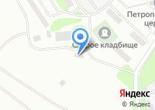 Компания «Храм Николая Чудотворца в Петровском» на карте