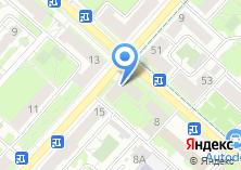 Компания «Декмарт» на карте