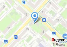 Компания «Дедал-Сервис» на карте