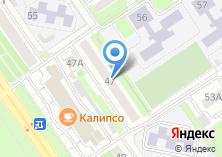 Компания «Галерея колбас» на карте