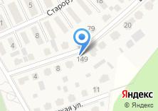 Компания «Орловъ строящийся коттеджный поселок» на карте