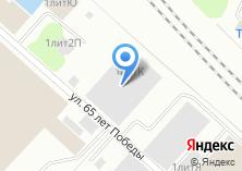 Компания «Шины диски» на карте