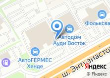 Компания «АКИБ АКИБанк» на карте