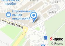 Компания «СеверКров» на карте