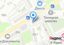 Компания «ЖЭУ №7» на карте