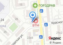 Компания «ВТМ» на карте