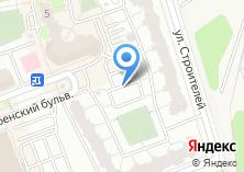 Компания «Строящийся жилой дом по ул. Новое Измайлово микрорайон (г. Балашиха)» на карте