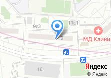Компания «Кот Автотранс» на карте