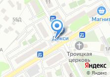 Компания «Митькина лавка» на карте