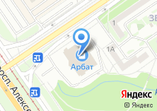 Компания «СпецМода» на карте