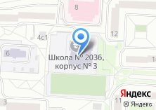 Компания «Центр образования №1443» на карте