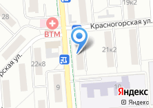 Компания «Почтовое отделение №140009» на карте