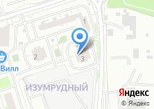Компания «Строящийся жилой дом по ул. Щитниково-Б микрорайон (г. Балашиха)» на карте