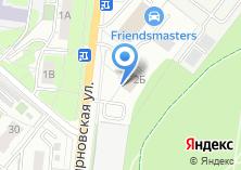 Компания «Пластмонтаж» на карте