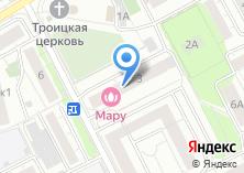 Компания «Почтовое отделение №140007» на карте