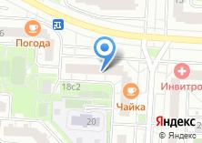 Компания «Нисон» на карте