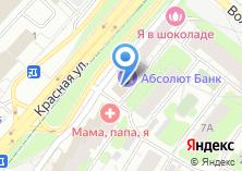 Компания «МосОблМет» на карте