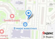 Компания «Маркуша» на карте