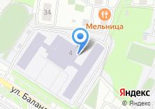 Компания «Средняя общеобразовательная школа №21» на карте