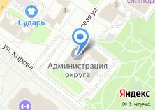 Компания «БТИ» на карте