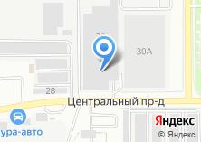 Компания «ac-el.ru» на карте