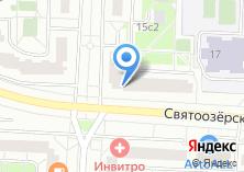 Компания «Кожухово» на карте