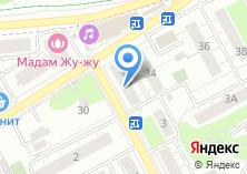 Компания «Сеть ремонтных мастерских» на карте