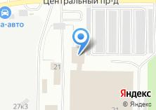 Компания «Автоколонна №1789» на карте
