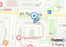 Компания «Мастерская по ремонту одежды на Руднёвке» на карте