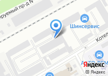 Компания «Кона» на карте