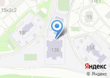 Компания «Средняя общеобразовательная школа №2034» на карте