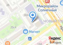 Компания «Пиво.ru» на карте