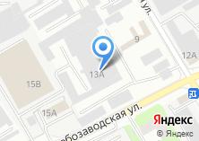 Компания «Техкомплект-ДТА» на карте