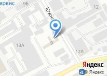 Компания «Кооптранс» на карте