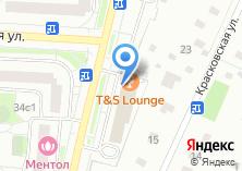 Компания «Ноготки» на карте