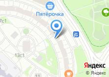 Компания «Магазин белорусских продуктов» на карте