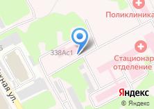 Компания «Люберецкая районная больница №2» на карте