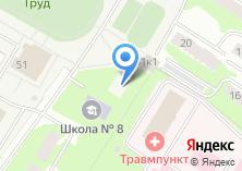 Компания «Комплексная ДЮСШ» на карте