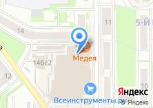 Компания «Строящееся административное здание по ул. Советская (г. Лыткарино)» на карте